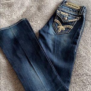 Rock Revival Embellished Jeans